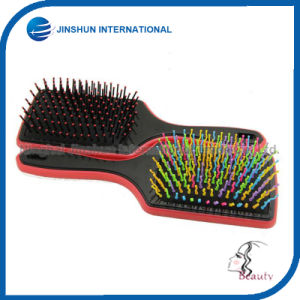 New Product Air Cushion Massage Care to Comb Rainbow Comb pictures & photos