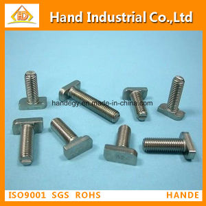 "Stainless Steel Factory Price Ss 304 5/16"" T Head Bolt pictures & photos"