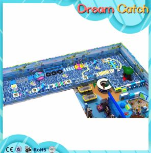 China Manufacturer Ocean Theme Kids Indoor Soft Playground for Sale pictures & photos