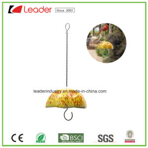 Ceramic Birdfeeder Figurines for Garden Decorative and Tree Decoration pictures & photos