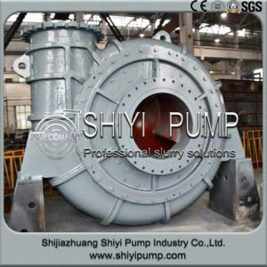Improved Channels Severe Duty Solids Dredging Pump pictures & photos