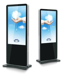 Free Standing Digital Signage, Ad Player pictures & photos