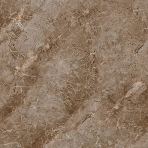 Brown Color Glazzed Rustic Porcelain Ceramic Tile for Shopping Mall pictures & photos