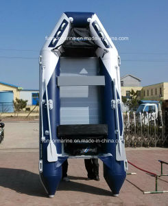 Water Sport Boat with Airmat Floor (FWS-M380) pictures & photos