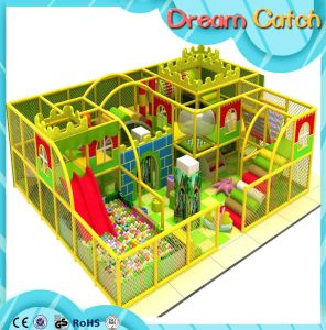China Tree Playhouse Kids Labyrinth Children Small Indoor Playground pictures & photos