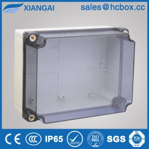 Waterproof Junction Box Enclosure Box Transpancy Cover Box 200*155*80mm pictures & photos