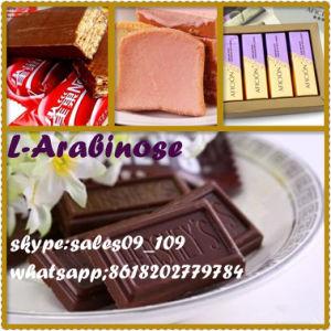 Food Sweetener L-Arabinose (CAS: 5328-37-0)