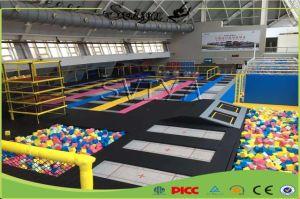 Commercial Trampoline Park with Many Fitness Play Projects for Your Choice pictures & photos