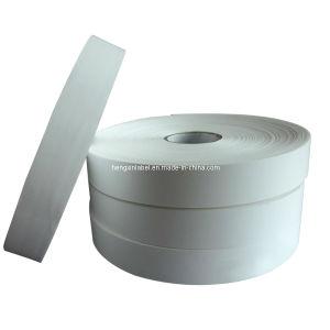 Oeko-Tex Certificate Approved Coated Double Face Nylon Taffeta Label Ribbon