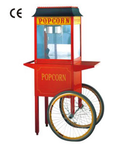Popcorn Machine With Cart (EB-06)