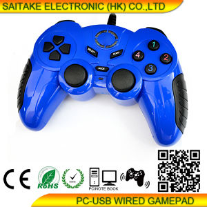 PC Vibration Gamepad Stk-2024 pictures & photos