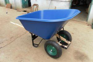 Garden Poly Tray Wheel Barrow WB9800S