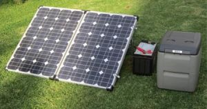 200watt Solar Panel Folding Kit for Campers, Boaters or Trekkers pictures & photos