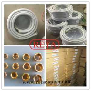 Insulated Copper Tube for Air Conditioner pictures & photos