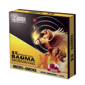 Baoma High Quality Mosquito Espiral Coil pictures & photos