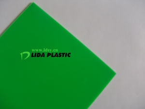 HDPE Green Sheet pictures & photos