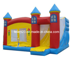 Red Inflatable Castle (13FL-C01)