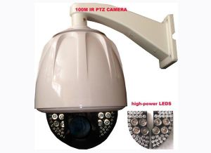 IR Speed Dome Camera for Effio Safety Camera Supplier (PTZ Camera) pictures & photos