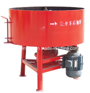 Small Cement Mixer (JQ350) pictures & photos