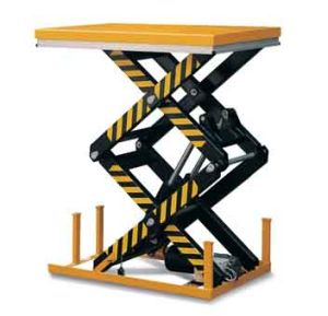 Double Scissor Lift Table (HD Series) pictures & photos