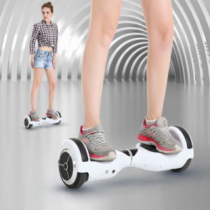 Wholesale 2 Wheels Smart Electric Balance Scooter with MSDS/Ce pictures & photos