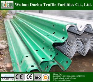 High Qualified Galvanized Highway Guardrail pictures & photos