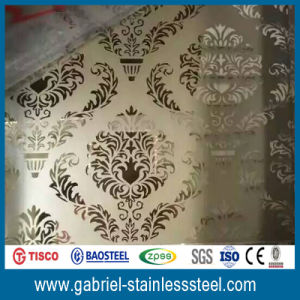201 Stainless Steel Decorative Screen Manufacturer pictures & photos