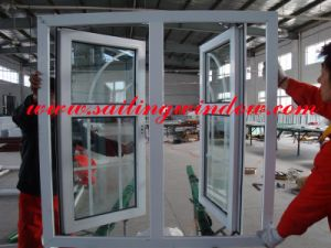 PVC Windows - Swing out Windows pictures & photos
