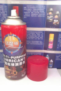Multi-Purpose Lubricant Aerosol Can with Lid 450ml