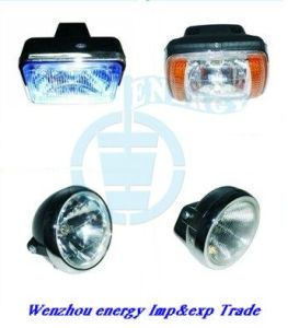 Motorcycle Head Lamp (CG125, WY125, and More)