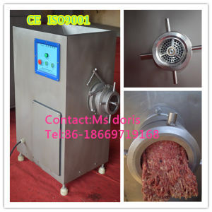 Large Capacity 304 Stainless Steel Electric Meat Mincer pictures & photos