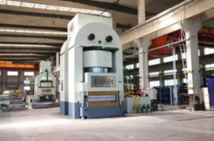 The Largest Press---40000t in The Phe Industry of China