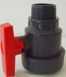 Male or Female Single Union Ball Valve pictures & photos