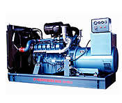181kVA Doosan Diesel Generator Set (50Hz) pictures & photos