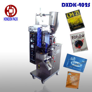 Small Sachet Coffee Packing Machine (DXDK-40II) pictures & photos