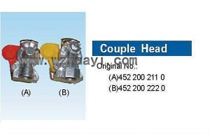 Automatic Couple Coupling Head/ Gland Head (4522002110/4522002220) pictures & photos