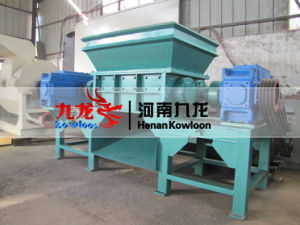 Kowloon Wood Shredding Machine/Plastic Shredder Machine