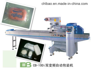 CE Approved Soap Packing Machinery (CB-100I)
