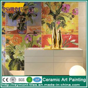 Unfading Customized Ceramic Art Painting