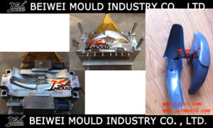 Injection Plastic Motorcycle Fender Mold pictures & photos