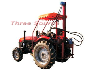 Tractor Drill Rig (TST-30T)
