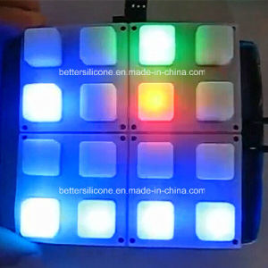 Translucent Silicone Rubber Backlight Keypad pictures & photos
