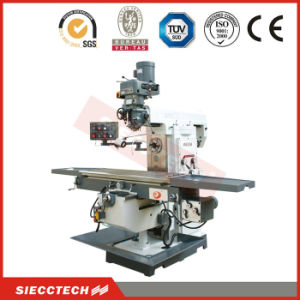 Milling Machine From Siecc X6032b Milling Machine pictures & photos