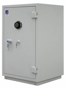 1 Hour Fireproof Safe, High Quality Fire-Resistant Safe Box (FC90) pictures & photos