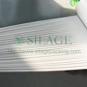 Opaque White, 250mm*25mic*1500m, Silage Wrap Film, Silo Stretch Film, Stretch Film for Poland pictures & photos