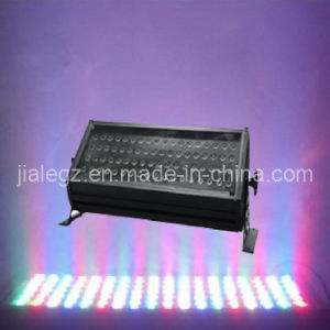 DMX 512 72x3w IP 65 RGB LED Wall Wash