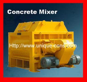Mobile Concrete Mixer Price (JS2000~4000)