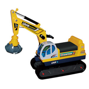 Bo-925148 Hot Selling Ride on Grab Crane for Kids pictures & photos