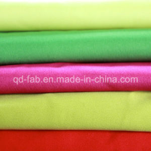 Solid Dyed Pul Fabric (QF13-0482) pictures & photos
