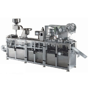 DPP-250FII Aluminum-Plastic-Aluminum Packing Machine pictures & photos